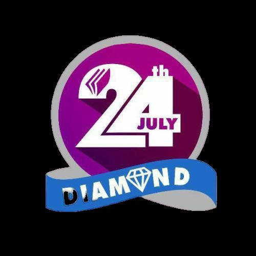 24th July Diamond Publishing